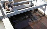 Oil drum skimmer